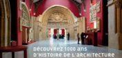 Découvrez 1000 ans d'histoire de l'architecture